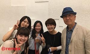 ○キャッシー・平野・加藤・永田・キートン