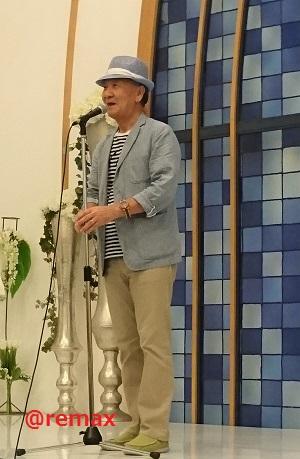 キートン山田さん登壇写真