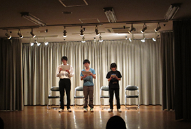 ワークショップ (沖縄にて)